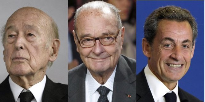 ex-presidents france